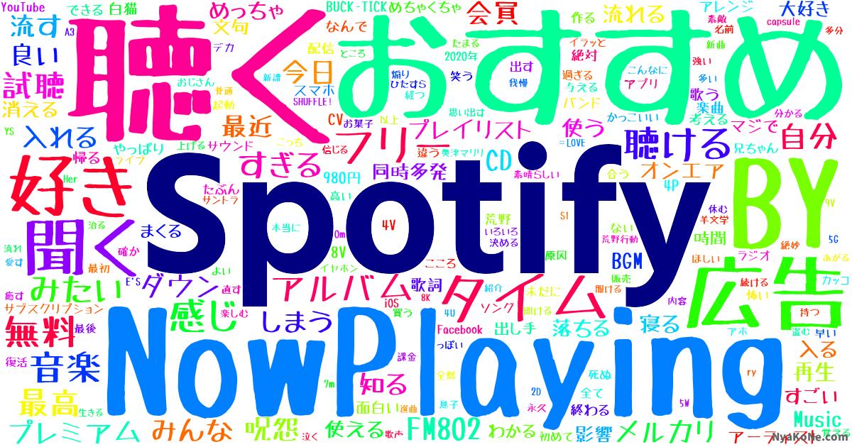 落ちる spotify